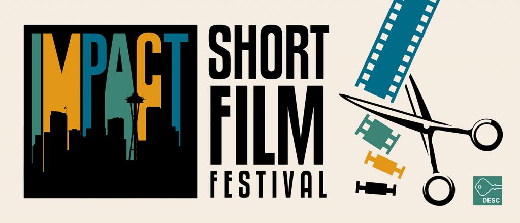 IMPACT Film Festival Banner. Source: DESC
